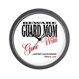 Moms Gone Wild Wall Clock