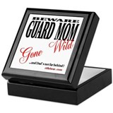 Moms Gone Wild Keepsake Box