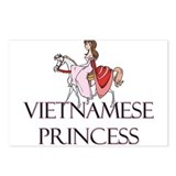 Vietnamese Princess Postcards (Package of 8)