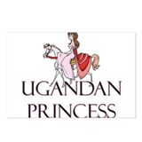 Ugandan Princess Postcards (Package of 8)