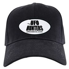UFO HUNTERS Baseball Hat