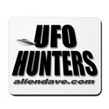 UFO Hunters Mousepad
