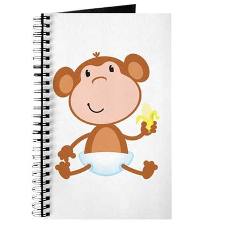 Baby Monkey Journal