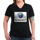 World's Coolest NECROLOGIST Shirt