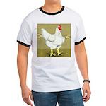Cornish/Rock Cross Hen Ringer T
