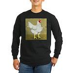 Cornish/Rock Cross Hen Long Sleeve Dark T-Shirt