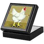 Cornish/Rock Cross Hen Keepsake Box