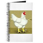 Cornish/Rock Cross Hen Journal