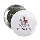 "Polish Princess 2.25"" Button (10 pack)"