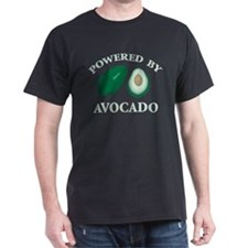 Powered By Avocado T-Shirt