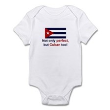 Perfect Cuban Onesie
