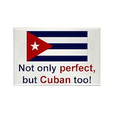 Perfect Cuban Rectangle Magnet
