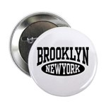 Brooklyn New York Button