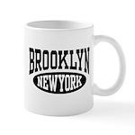 Brooklyn New York Mug