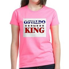OSVALDO for king Tee