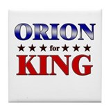 ORION for king Tile Coaster