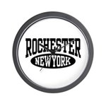 Rochester New York Wall Clock