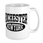 Rochester New York Large Mug