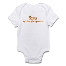 Playground King Infant Bodysuit