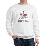 Cute Kyrgyz women Sweatshirt