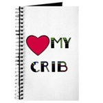 LOVE MY CRIB Journal