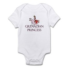 Grenadian Princess Infant Bodysuit