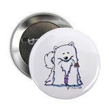 "Springtime Sammy 2.25"" Button (100 pack)"