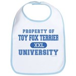 Toy Fox Terrier U. Bib