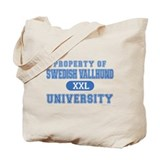 Swedish Vallhund U. Tote Bag