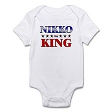 NIKKO for king Infant Bodysuit