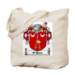 O'Quin Family Crest Tote Bag