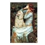 Ophelia / Cocker Spaniel (buff) Postcards (Package