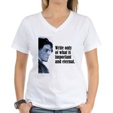"Chekhov ""Write Only"" Shirt"