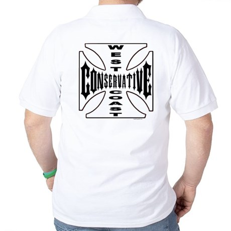 West-Coast Conservative Golf Shirt