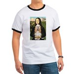 Mona Lisa / Cocker Spaniel Ringer T