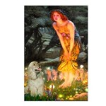 Midsummer / Cocker Spaniel Postcards (Package of 8