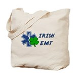 Irish EMT Tote Bag