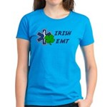 Irish EMT Women's Dark T-Shirt