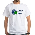 Irish EMT White T-Shirt