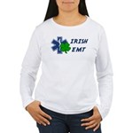 Irish EMT Women's Long Sleeve T-Shirt