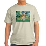Bridge / Cocker Spaniel (buff) Light T-Shirt
