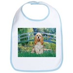 Bridge / Cocker Spaniel (buff) Bib