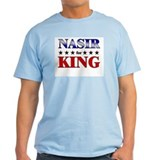 NASIR for king T-Shirt