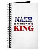 NASH for king Journal
