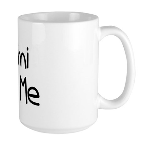 My Mimi Loves Me Large Mug