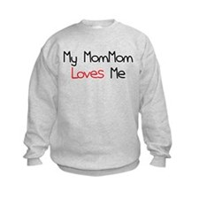 My MomMom Loves Me Jumper Sweater