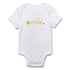 Smile Infant Bodysuit