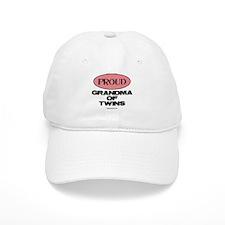 Grandma of Twins - Baseball Cap