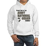 National Guard Dad (tags) Jumper Hoody