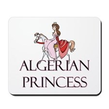 Algerian Princess Mousepad